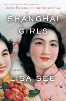 Cover of Shanghai Girls
