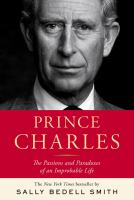 Cover of Prince Charles: The Passio