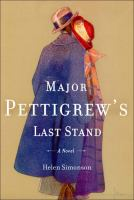 Cover of Major Pettigrew's Last Sta