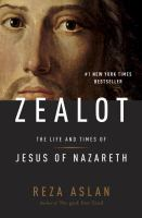 Cover of Zealot:  The Life and Time