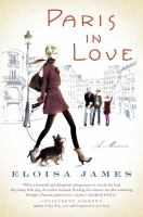 Paris in Love book jacket