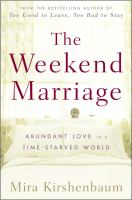 The Weekend Marriage