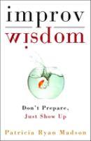 Image: Improv Wisdom