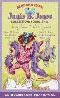 Junie B. Jones Collection : Junie B. Jones Is Not A Crook / Junie B. Jones Is A Party Animal / Junie B. Jones Is A Beauty Shop Guy / Junie B. Jones Smells Something Fishy: Library Edition (Audiobook on CD)
