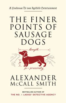 The Finer Points of Sausage Dogs cover