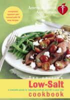 American Heart Association Low-salt Cookbook