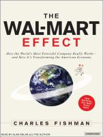 The Wal-Mart Effect