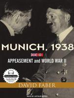 Munich, 1938