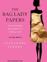 The Bag Lady Papers