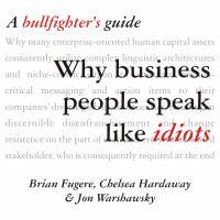 Why Business People Speak Like Idiots