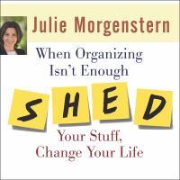 When Organizing Isn't Enough