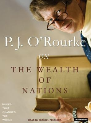 Cover image for On the Wealth of Nations