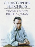 Thomas Paine's Rights of Man(Unabridged,CDs)
