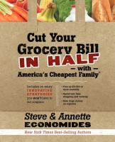 Cut your Grocery Bills in Half With America's Cheapest Family