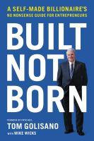 Built, Not Born