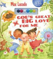 God's Great Big Love for Me