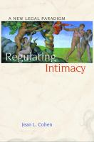 Regulating Intimacy