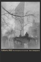 Culture 1922