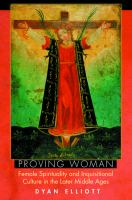 Proving Woman
