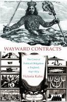 Wayward Contracts