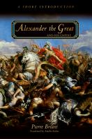 Alexander the Great and His Empire