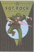 The Sgt. Rock Archives