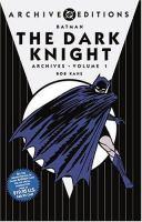Batman, the Dark Knight Archives