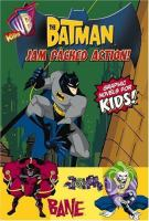 The Batman Jam Packed Action!