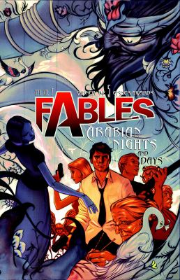 Fables 7: Arabian Nights (and Days) cover