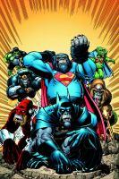 DC Goes Ape