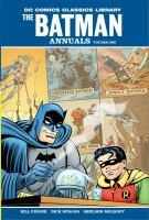 The Batman Annuals