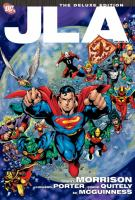 JLA, the Deluxe Edition