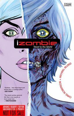 Cover image for IZombie