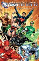 DC Comics, the New 52