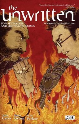 The Unwritten, Vol. 6: Tommy Taylor and the War of Words cover