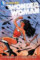 Wonder Woman, the New 52.!