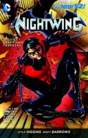 Nightwing, the New 52!