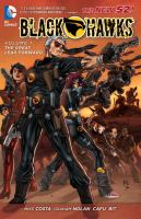 Blackhawks Volume 1, The great leap forward