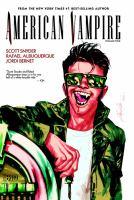 American Vampire, Vol. 04