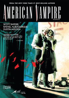 American Vampire, Vol. 5 cover
