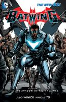 Batwing, the New 52!