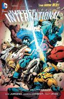 Justice League International. Volume 2, Breakdown
