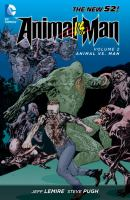 Animal Man. Volume 2, Animal vs. man