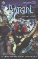 Batgirl. Volume 2, Knightfall descends