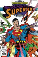 Superman, the man of steel. Volume seven