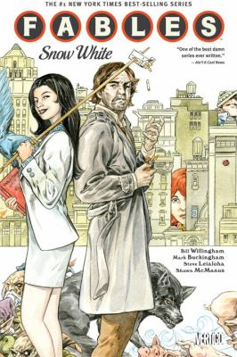 Fables, Vol. 19: Snow White cover
