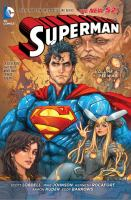 Superman, the New 52!