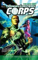 Green Lantern Corps. Volume 4, Rebuild
