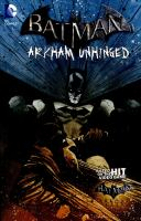 Batman : Arkham Unhinged