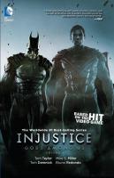 Injustice. Volume 2, Gods Among Us